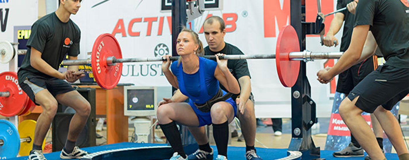 Weightlifters and Advantages of Using Liquid Grip