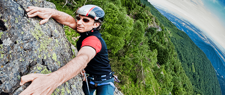Basic Rock Climbing Grip Techniques