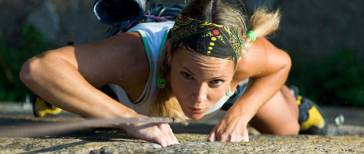 Follow These Pro Tips To Increase Your Rock Climbing Grip