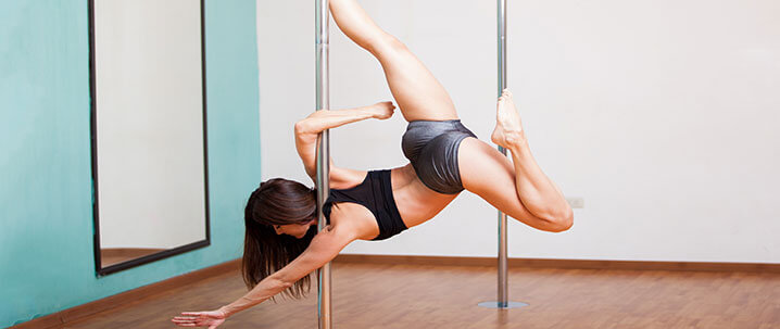 Pole Dancing Is More Than Just A Routine