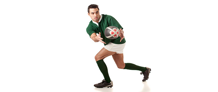 Train Like A Rugby Pro