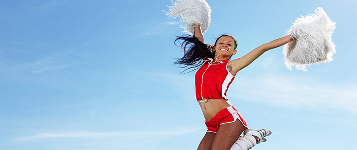 conditioning exercises for cheerleading