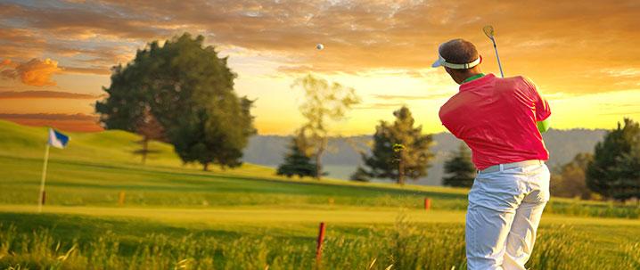 Enhance Your Golf Swing Through Consistent Training