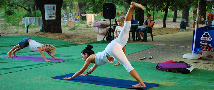 Dynamic Yoga Poses to Strengthen your Body