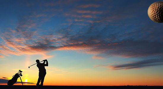 Golf Weight Training